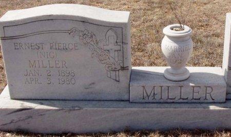 MILLER, ERNEST PIERCE - Callahan County, Texas | ERNEST PIERCE MILLER - Texas Gravestone Photos