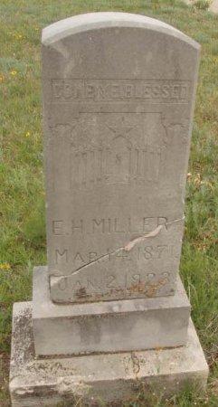 MILLER, EDMUND H. - Callahan County, Texas   EDMUND H. MILLER - Texas Gravestone Photos