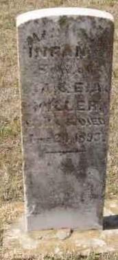 MILLER, INFANT SON - Callahan County, Texas | INFANT SON MILLER - Texas Gravestone Photos