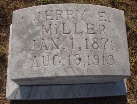 MILLER, JERRY E. - Callahan County, Texas   JERRY E. MILLER - Texas Gravestone Photos