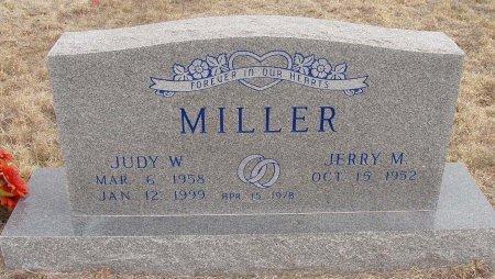 MILLER, JUDY W. - Callahan County, Texas   JUDY W. MILLER - Texas Gravestone Photos