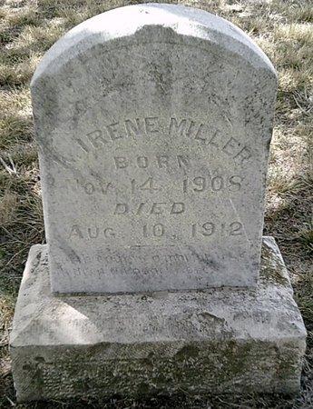 MILLER, K. IRENE - Callahan County, Texas | K. IRENE MILLER - Texas Gravestone Photos