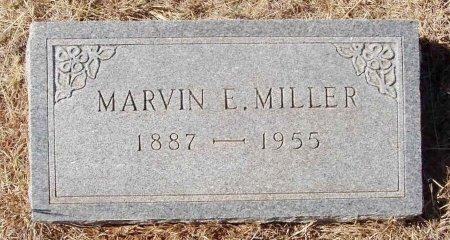 MILLER, MARVIN E. - Callahan County, Texas | MARVIN E. MILLER - Texas Gravestone Photos