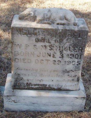 MILLER, MELLIE MABEL - Callahan County, Texas | MELLIE MABEL MILLER - Texas Gravestone Photos
