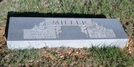 MILLER, REESE B. - Callahan County, Texas | REESE B. MILLER - Texas Gravestone Photos