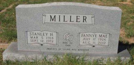 MILLER, FANNYE MAE - Callahan County, Texas | FANNYE MAE MILLER - Texas Gravestone Photos