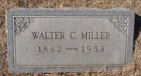 MILLER, WALTER C. - Callahan County, Texas   WALTER C. MILLER - Texas Gravestone Photos