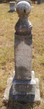 MITCHELL, ANNIE - Callahan County, Texas | ANNIE MITCHELL - Texas Gravestone Photos
