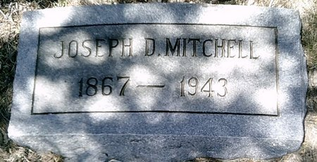 MITCHELL, JOSEPH D. - Callahan County, Texas | JOSEPH D. MITCHELL - Texas Gravestone Photos