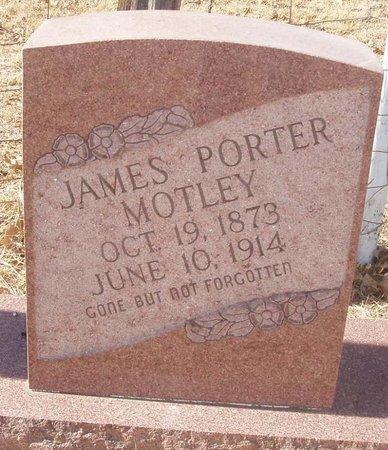 MOTLEY, JAMES PORTER - Callahan County, Texas | JAMES PORTER MOTLEY - Texas Gravestone Photos