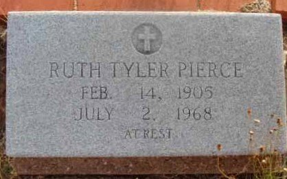 PIERCE, RUTH - Callahan County, Texas | RUTH PIERCE - Texas Gravestone Photos