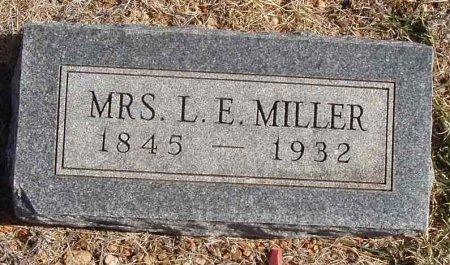 MILLER, LOUISA ELIZABETH - Callahan County, Texas   LOUISA ELIZABETH MILLER - Texas Gravestone Photos