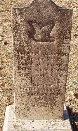 TAYLOR, VERNA M. - Callahan County, Texas | VERNA M. TAYLOR - Texas Gravestone Photos