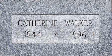 WALKER, CATHERINE - Callahan County, Texas | CATHERINE WALKER - Texas Gravestone Photos