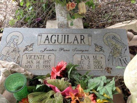 AGUILAR, VINCENTE C. - Cameron County, Texas | VINCENTE C. AGUILAR - Texas Gravestone Photos