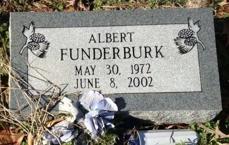 FUNDERBURK, ALBERT - Camp County, Texas   ALBERT FUNDERBURK - Texas Gravestone Photos