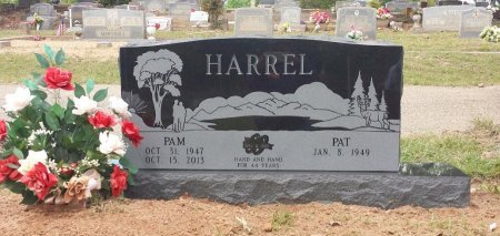 HARREL, PAM - Camp County, Texas | PAM HARREL - Texas Gravestone Photos