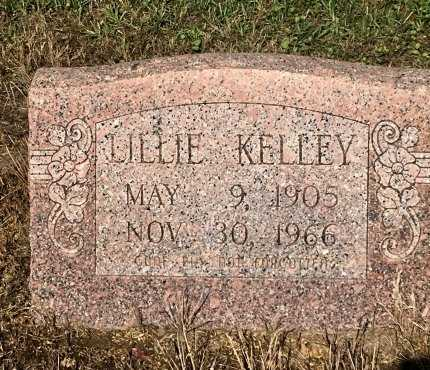 KELLEY, LILLIE - Camp County, Texas | LILLIE KELLEY - Texas Gravestone Photos