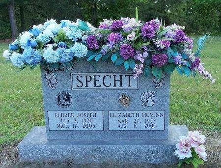 SPECHT, ELDRED JOSEPH - Camp County, Texas | ELDRED JOSEPH SPECHT - Texas Gravestone Photos