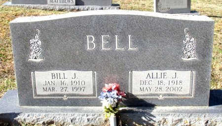 BELL, BILL J. - Cass County, Texas | BILL J. BELL - Texas Gravestone Photos