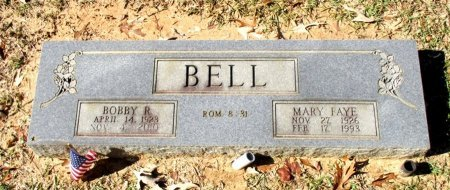 BELL, MARY FAYE  - Cass County, Texas   MARY FAYE  BELL - Texas Gravestone Photos