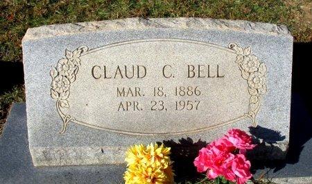 BELL, CLAUD C. - Cass County, Texas | CLAUD C. BELL - Texas Gravestone Photos