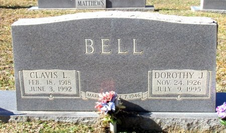 BELL, CLAVIS L. - Cass County, Texas | CLAVIS L. BELL - Texas Gravestone Photos