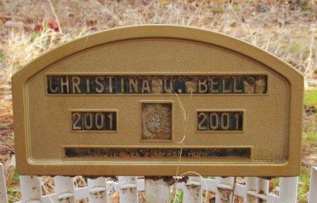 BELL, CHRISTINA Q. - Cass County, Texas | CHRISTINA Q. BELL - Texas Gravestone Photos