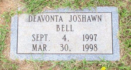 BELL, DEAVONTA JOSHAWN - Cass County, Texas   DEAVONTA JOSHAWN BELL - Texas Gravestone Photos
