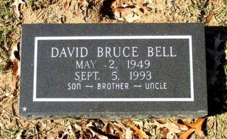 BELL, DAVID BRUCE  - Cass County, Texas   DAVID BRUCE  BELL - Texas Gravestone Photos