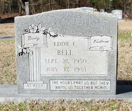 BELL, EDDIE C - Cass County, Texas   EDDIE C BELL - Texas Gravestone Photos