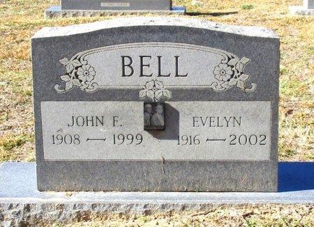 BELL, EVELYN  - Cass County, Texas | EVELYN  BELL - Texas Gravestone Photos
