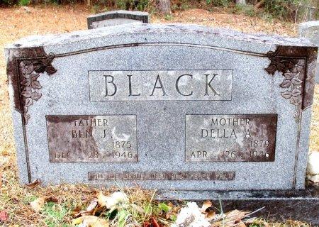 BLACK, DELLA A  - Cass County, Texas | DELLA A  BLACK - Texas Gravestone Photos