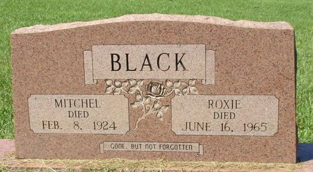 BLACK, MITCHEL - Cass County, Texas | MITCHEL BLACK - Texas Gravestone Photos