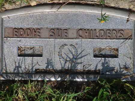 CHILDERS, EDDIE SUE - Cass County, Texas | EDDIE SUE CHILDERS - Texas Gravestone Photos