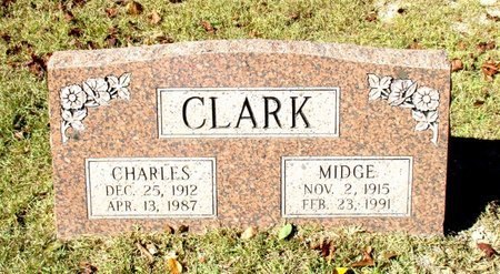 CLARK, CHARLES - Cass County, Texas | CHARLES CLARK - Texas Gravestone Photos