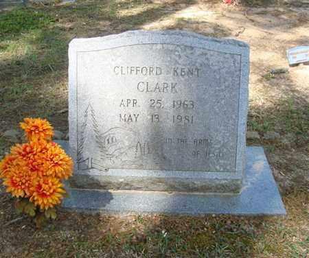 CLARK, CLIFFORD KENT - Cass County, Texas | CLIFFORD KENT CLARK - Texas Gravestone Photos