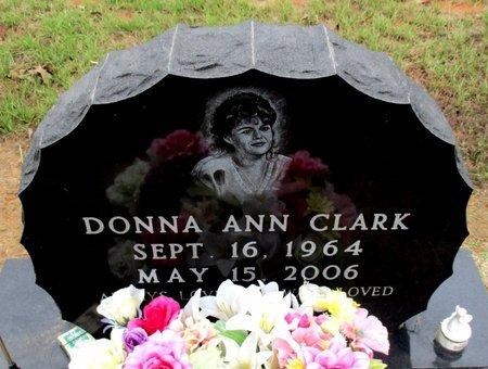 CLARK, DONNA ANN - Cass County, Texas   DONNA ANN CLARK - Texas Gravestone Photos