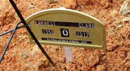 CLARK, EARNEST - Cass County, Texas   EARNEST CLARK - Texas Gravestone Photos