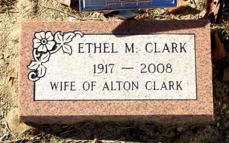 CLARK, ETHEL M. - Cass County, Texas | ETHEL M. CLARK - Texas Gravestone Photos