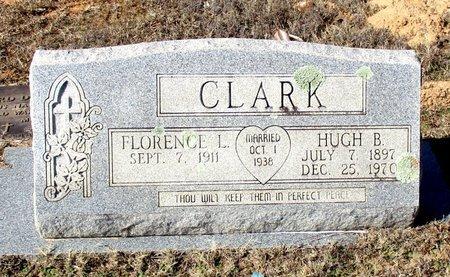 CLARK, FLORENCE L. - Cass County, Texas | FLORENCE L. CLARK - Texas Gravestone Photos