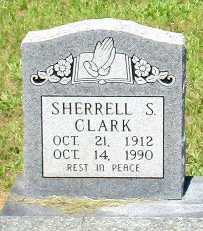 CLARK, SHERRELL S. - Cass County, Texas   SHERRELL S. CLARK - Texas Gravestone Photos