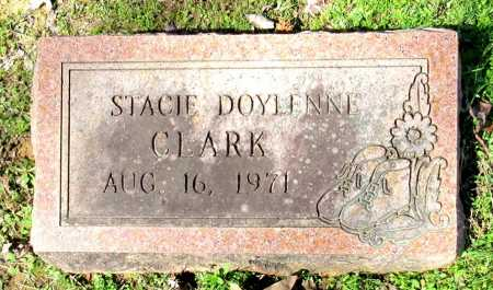 CLARK, STACIE DOYLENNE - Cass County, Texas | STACIE DOYLENNE CLARK - Texas Gravestone Photos