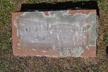 CLONINGER, MATTIE BELL - Cass County, Texas | MATTIE BELL CLONINGER - Texas Gravestone Photos