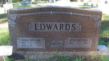 EDWARDS, DOYLE WILLIAM - Cass County, Texas | DOYLE WILLIAM EDWARDS - Texas Gravestone Photos