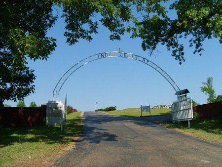 *ENTRANCE WITH SIGN,  - Cass County, Texas |  *ENTRANCE WITH SIGN - Texas Gravestone Photos