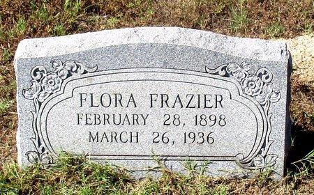 FRAZIER, FLORA - Cass County, Texas | FLORA FRAZIER - Texas Gravestone Photos