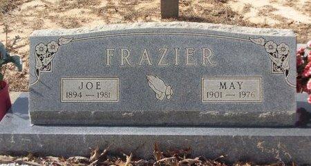 FRAZIER, MAY - Cass County, Texas   MAY FRAZIER - Texas Gravestone Photos