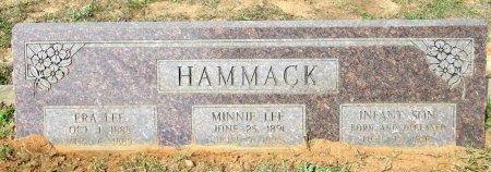HAMMACK, MINNIE LEE - Cass County, Texas | MINNIE LEE HAMMACK - Texas Gravestone Photos