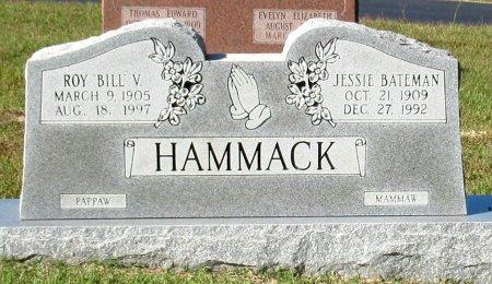 HAMMACK, JESSIE - Cass County, Texas | JESSIE HAMMACK - Texas Gravestone Photos